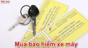 So sánh Bảo hiểm xe máy Pti, BIDV, pjico, pvi, bic, mic, gic