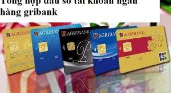 Tổng hợp các đầu số tài khoản của ngân hàng Agribank