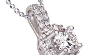 Top 10 mẫu mặt dây chuyền kim cương đẹp nhất 2020